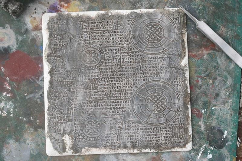 [Décor nain] La stelle des ancêtres 41083635975_5024be96a7_c
