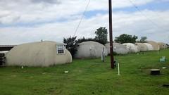 Monolithic Dome Institute, Italy, Texas