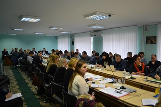 Kick-off Meeting, Kiev, Ukraine