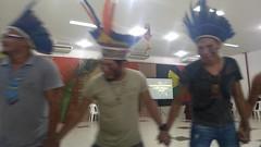 Recepção aos estudantes indígenas e quilombolas ingressantes em 2010