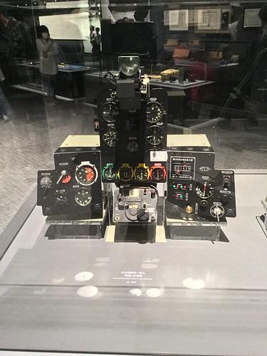 三式戦 飛燕 計器盤 IMG_2466