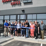 Ribbon Cutting - Dunn Brothers Coffee