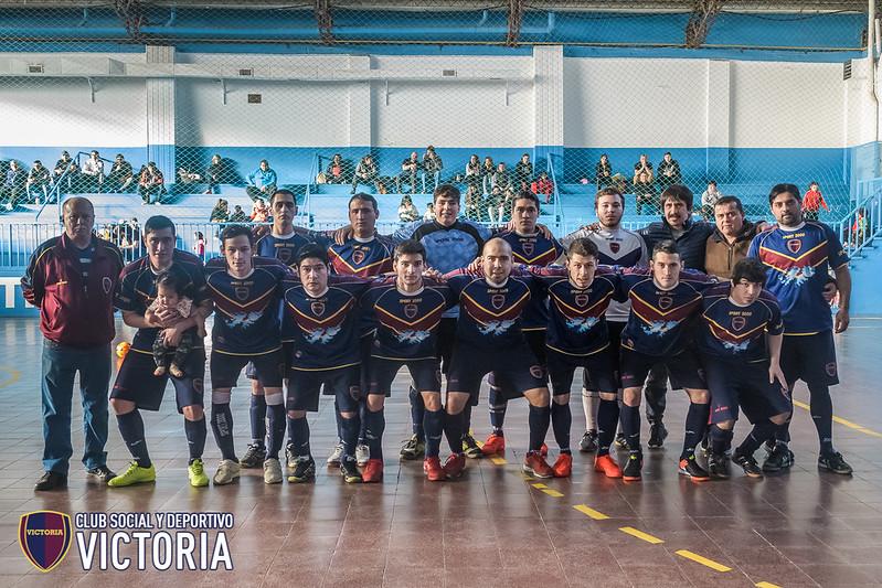Torneo de Futsal AFA 2018 [Futsal] Victoria vs Santa Ines - 20/05/18