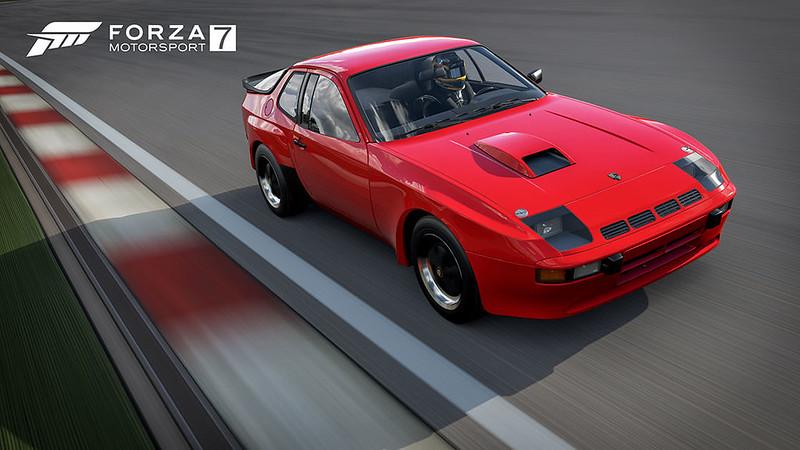 1980 Porsche 924 Carrera GTS