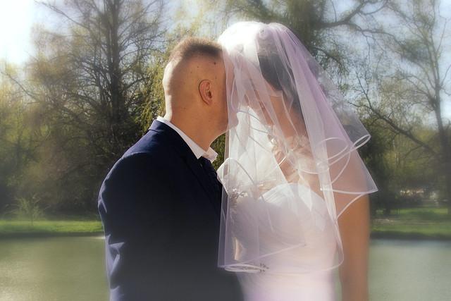 Wedding day -  Anett & István