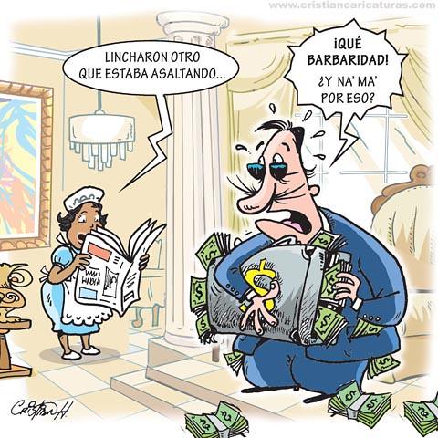 Linchamientos contra ladrones
