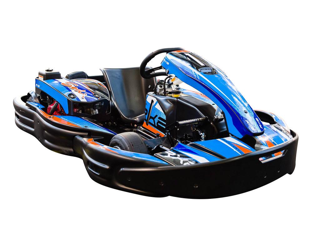 Kart adulto RX8 390cc