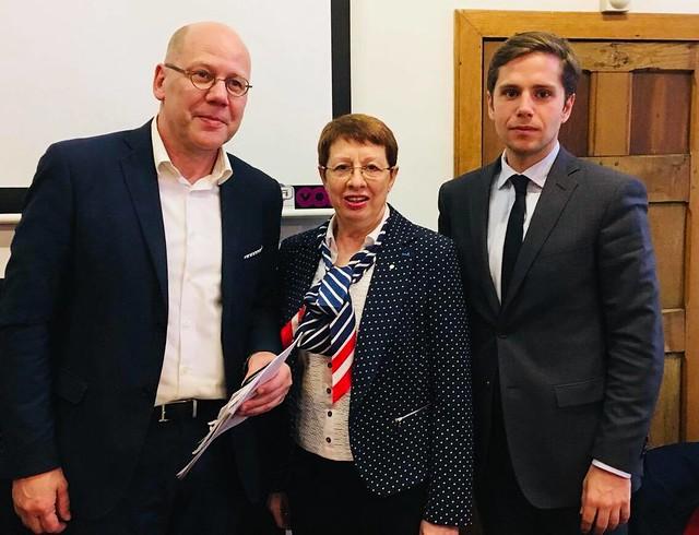 Déplacement à Liège : à la rencontre des associations françaises liégeoises