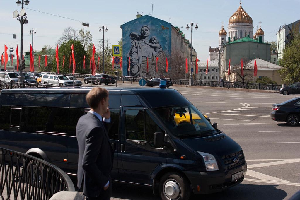 Инаугурация президента 07 мая 2018 года