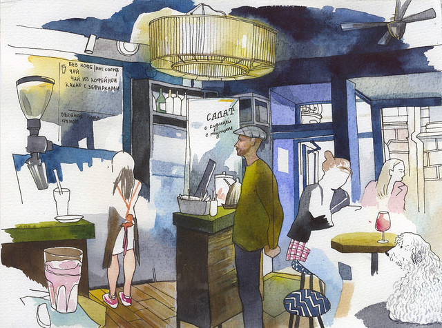 Ordinary people cafe