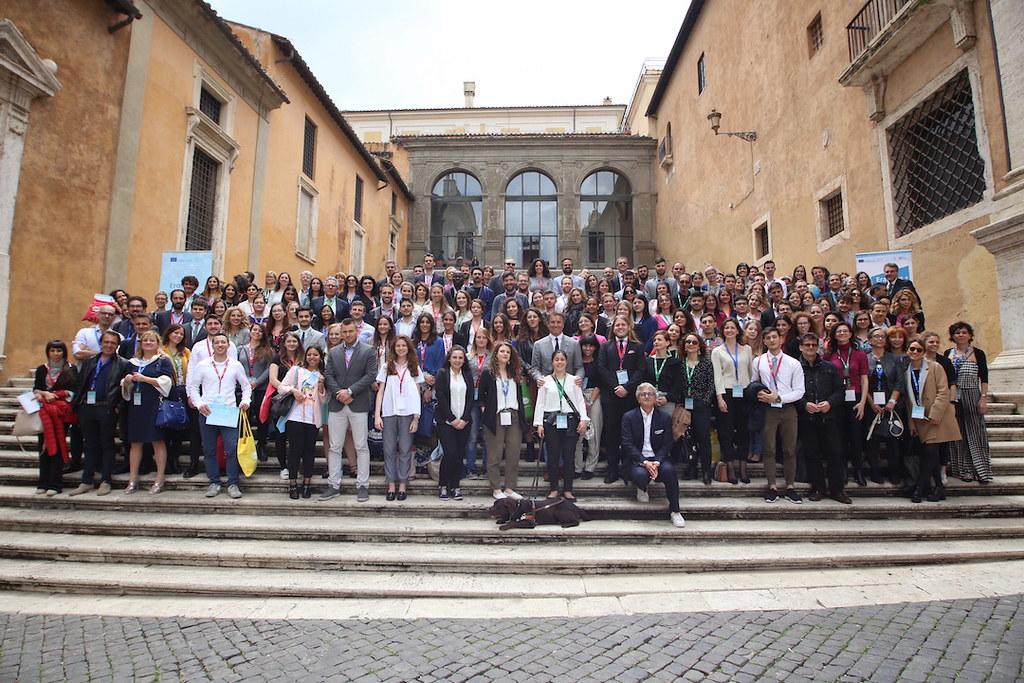 Stati Generali europei della Generazione Erasmus 2018