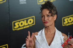 Rena Owens at The World Premeire of Solo A Star Wars Story in Hollywood - DSC_0747