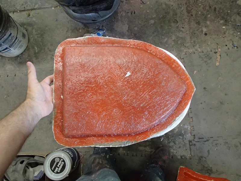 Shield Mold Trimmed