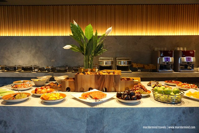 Breakfast Buffet at Novotel Melbourne South Wharf