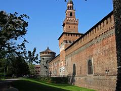 Torre del Filarete - Castle Forzesco