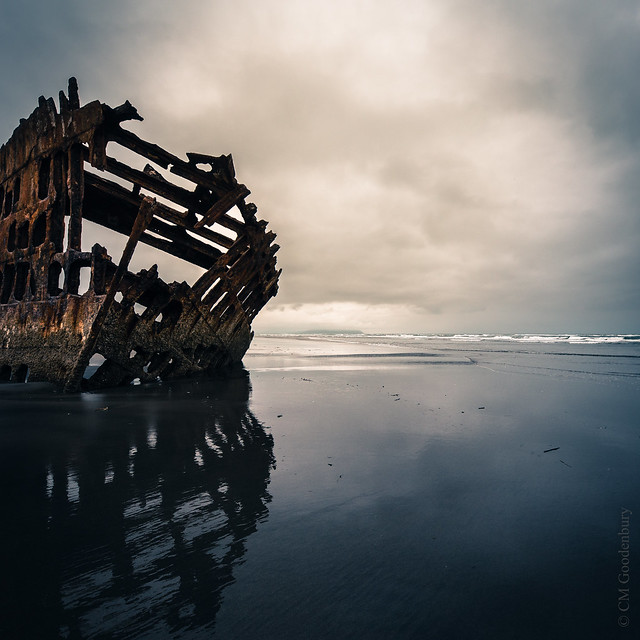 By Wind and Wave | Wreck of the Peter Iredale