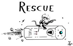 A Fuel Rats Cartoon