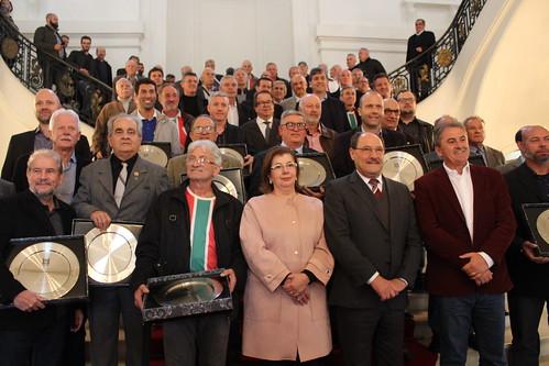 Governo do RS homenageia 100 anos da FGF