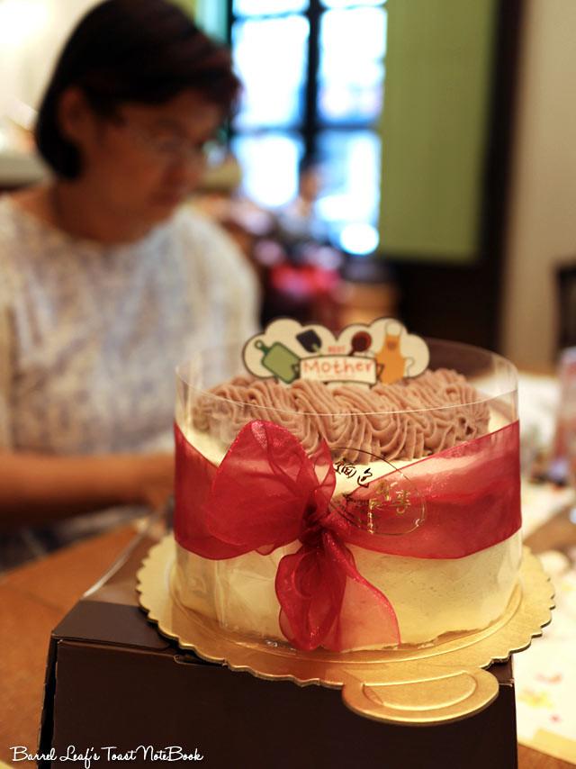 麵包廚房 芋頭蛋糕 Artisan Bakery Taro Cake (1)