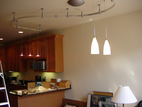 home house remodel lighting