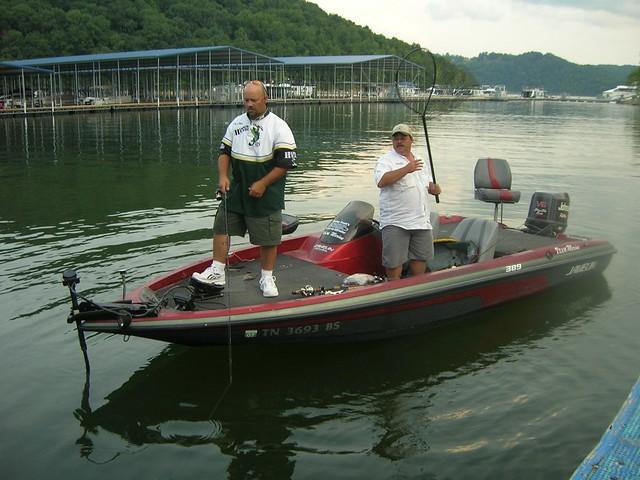 Dayton and jimbo centerhill flickr photo sharing for Center hill lake fishing report