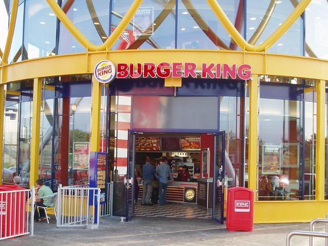 Burger King Foodstrip ...