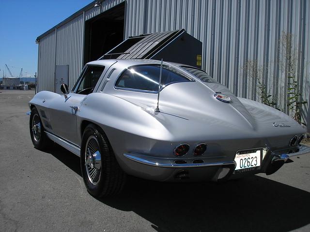 1963 Sebring Silver Corvette Split Window Flickr Photo