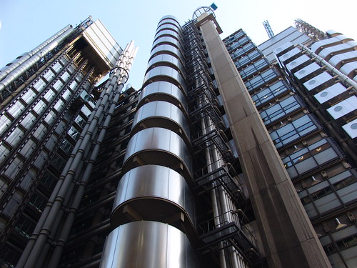 The Lloyd's Building, London