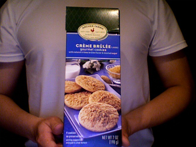 Creme Brulee Cookies | Smells like light creme brulee after ...