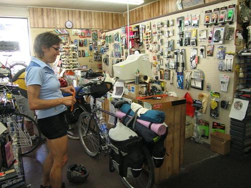 Day 7: Inside the Best Bike Shop