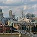 London Panorama From Tate Modern