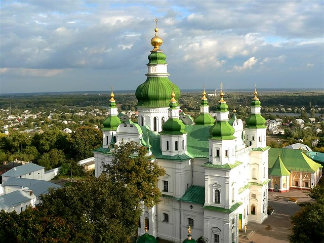 Monastery Chernigiv