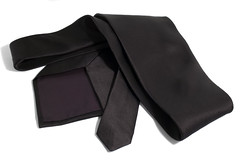 bag(0.0), hand(0.0), arm(0.0), polar fleece(0.0), brown(0.0), wool(0.0), leather(0.0), outerwear(0.0), textile(1.0), necktie(1.0),