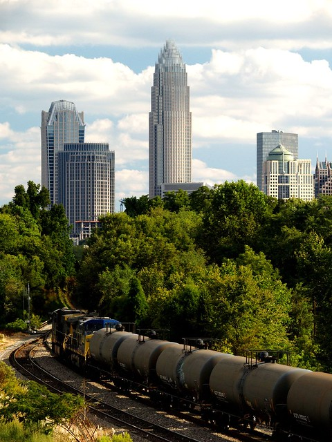 Charlotte, North Carolina by CC user c_griffith on Flickr