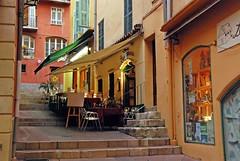 Little restaurants