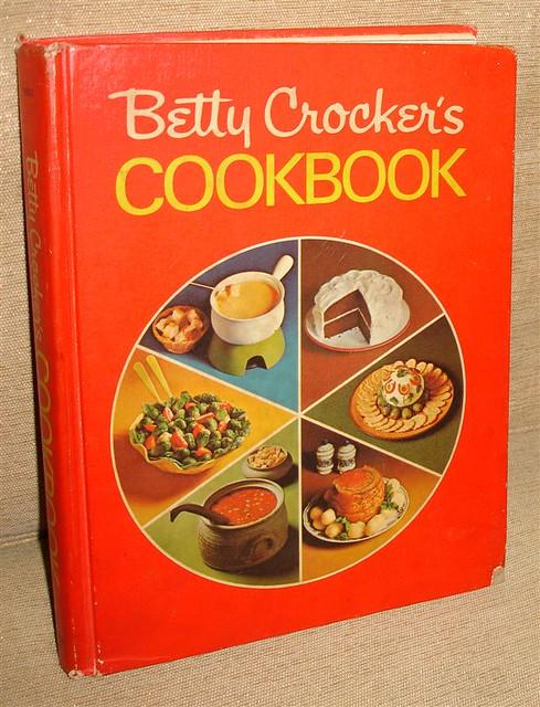 Betty Crocker Cookbook Cake Recipes