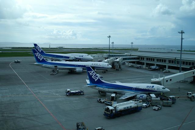 Naha Airport (OKA/ROAH)
