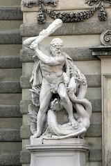 Hofburg Statue #1