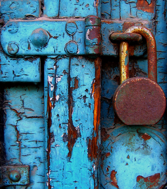 Lock on Blue, Canon IXY DIGITAL 600