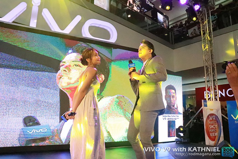 VIVO V9 KATHNIEL 93 ROD MAGARU