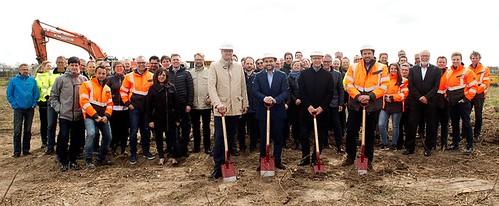 COMSA inicia las obras de construcción del tranvía de Odense (Dinamarca)