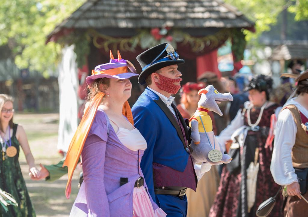 2018 Scarborough Renaissance Faire Festival