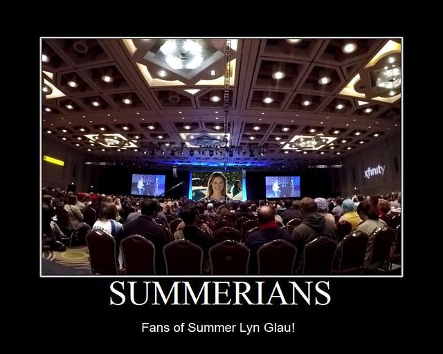 Summer Lyn Glau fans summerians
