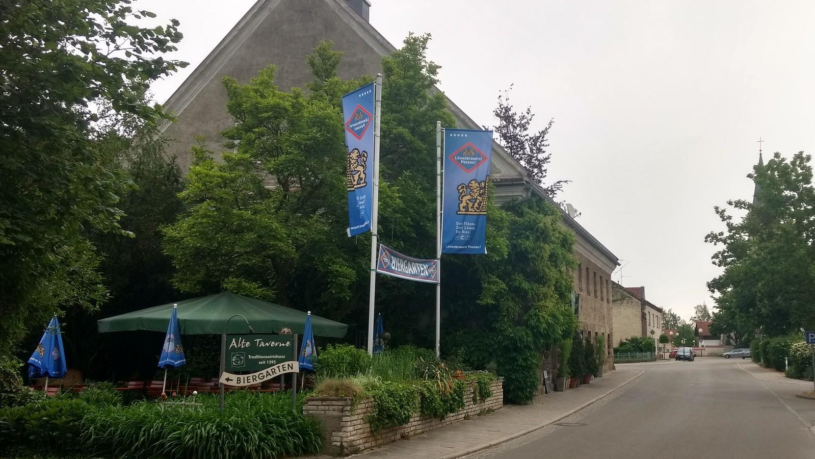 Alte Taverne in Würding