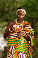 Ghanaian traditional dress