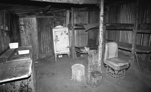 Horseyard Flat hut, Alpine Huts 1994-5 sheet 27 6