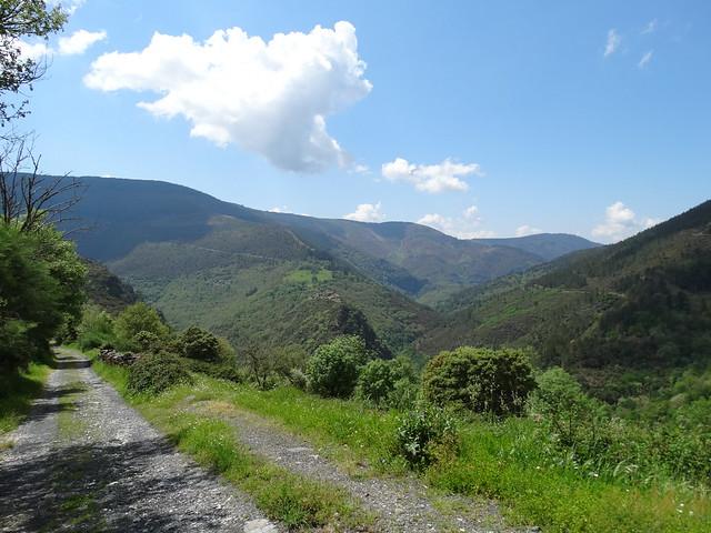 Camino PR-G 223 Ruta Castro de Vilar