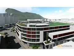 Proyecto de construcci�n de las dos nuevas escuelas de Bayside y Westside en Waterport, Gibraltar