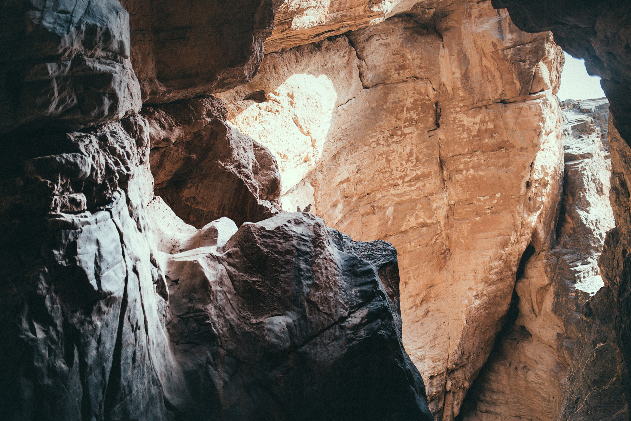 Snake Canyon, Oman