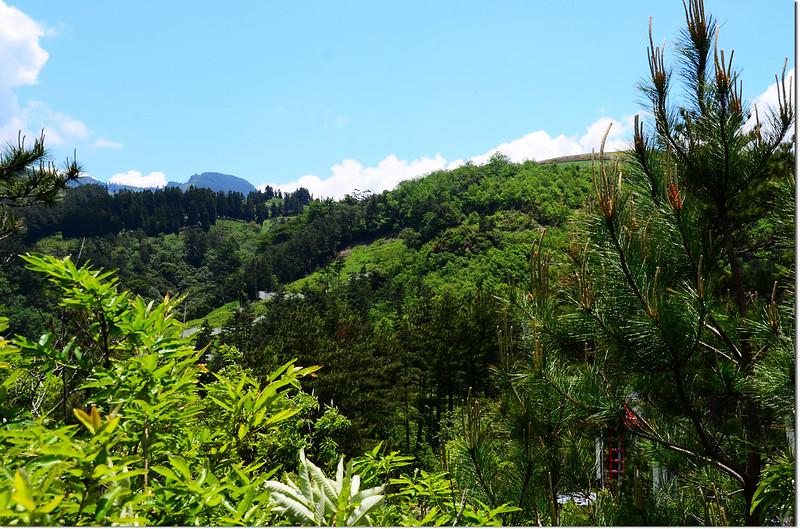 志良節山山頂展望 2